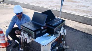 Sistemas de Aquisição de dados utilizados na monitoração da estrutura