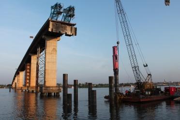 Recuperação da Ponte sobre o Rio Moju