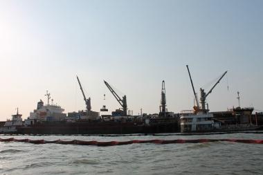 Vista Geral do Pier 300
