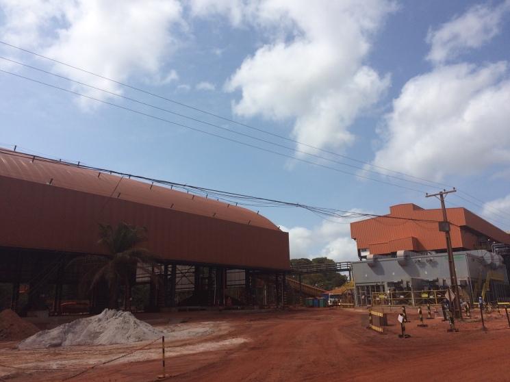 Projeto Filtro Prensa - Hydro - Alunorte