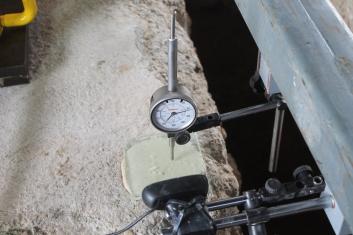 Relógio comparador com monitoração através de webcam