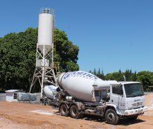 usina de concreto