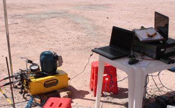 Bomba elétrica, sistema de aquisição de dados, microcomputador